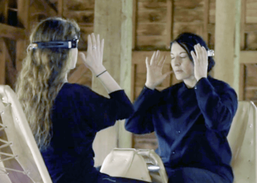 brain controlled technology marina abramovic