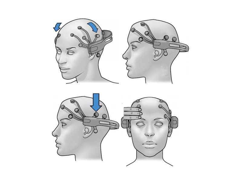 epoc quick start guide emotiv setup install fit fitting head