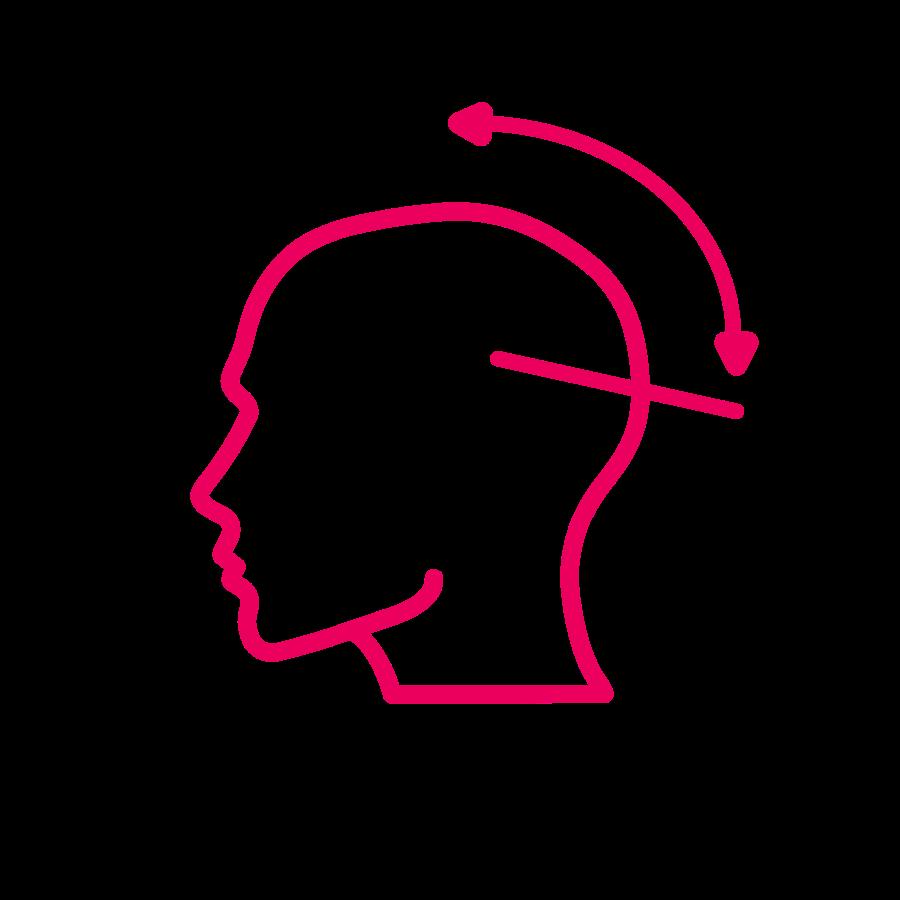 EMOTIV EPOC X - rotating eeg headband